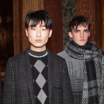 The London Collections Men AW16 Hair Trends