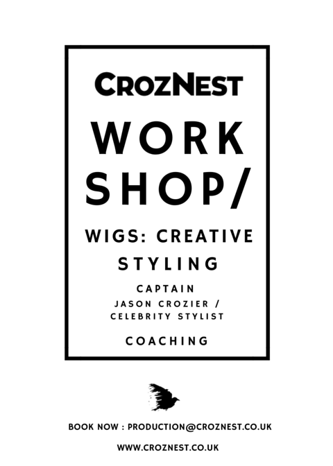 Wigs Creative Styling Workshop
