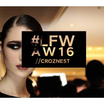 LFW AW16 Hair and Beauty Trends