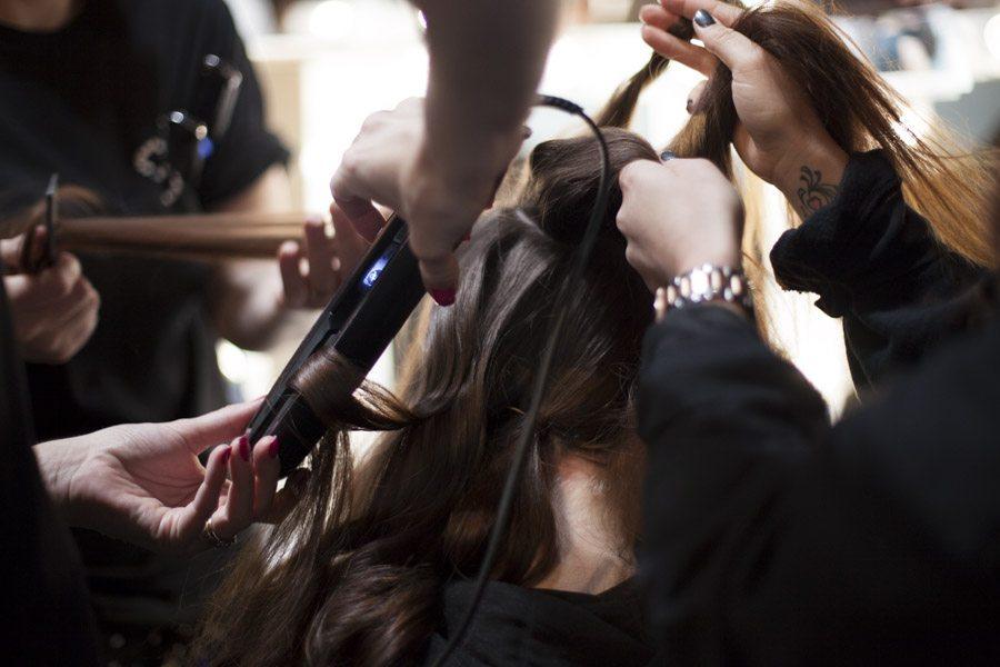 GHD Eclipse Styler/ curls