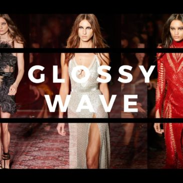 Hair Trend – Glossy Waves by @sydhayeshair