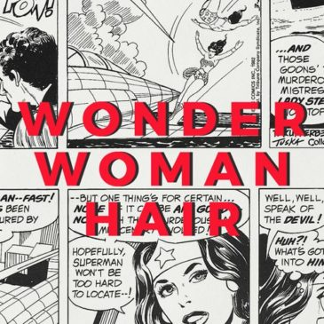 Wonder Woman Hair Care