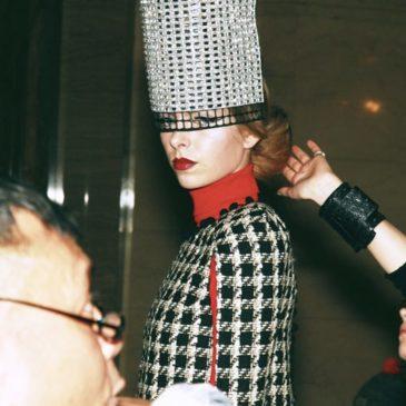 Ashley Isham Fashion Scout London
