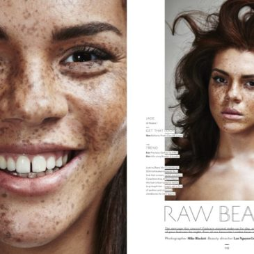 Raw Beauty for Phoenix Magazine