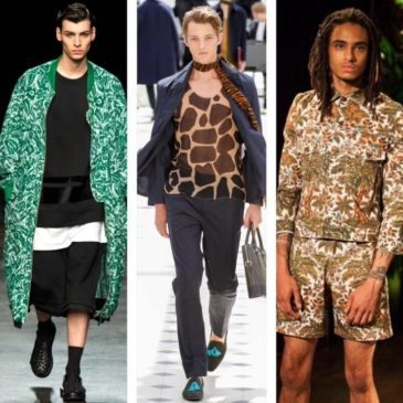 London Men's Collection SS16