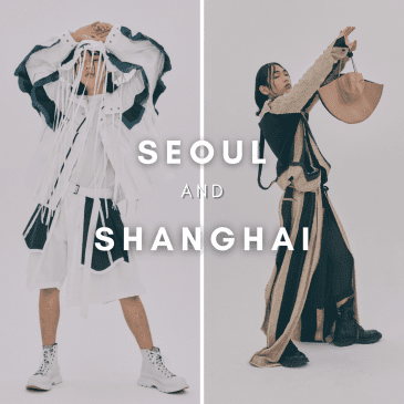 Seoul and Shanghai Fashion Week