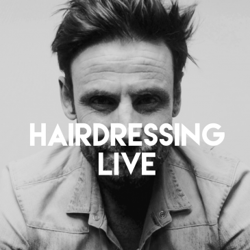 Live with Paul Davey a pioneer of online hairdressing.