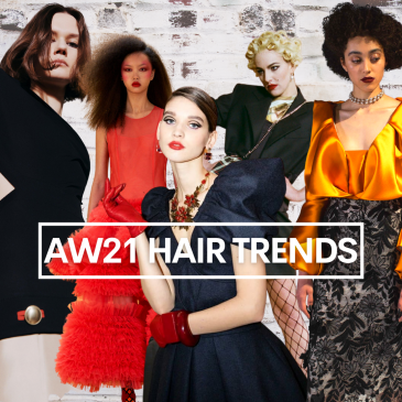 AW21 Hair trends