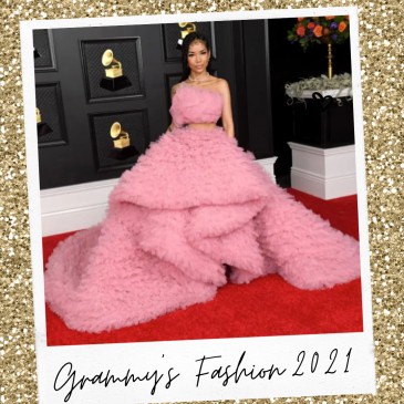 2021 Grammy Awards Fashion and Beauty