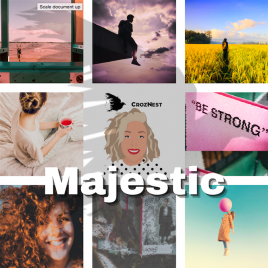 Vivienne Johns Curated Content Majestic Package